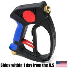 Annovi Reverberi Mv2012 Pressure Washer Trigger Gun 5000psi With Easy Pull