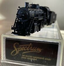 N-Scale Bachmann Spectrum 81157 2-8-0 Consolidation Santa Fe #2523
