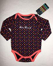 MINI MARCEL LITTLE MARCEL body bébé à pois 12 mois NEUF ecd3392b8de