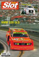 Magazine Mas Slot revista coleccionismo Marzo 2016 nº165 BMW 320 Gr.5