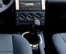 Leather Gear Shift Gaiter Cover Sleeve fit LAND ROVER FREELANDER 2004-2006 FL
