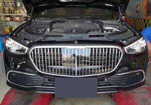 W223 S-Class Grille Maybach Style