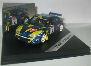 Renault Megane Maxi - 3rd Rally of Turkey 1996 - Nejat Avci - Vitesse