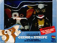 New Medicom Toy Kibrick Gremlins Gizmo & Stripe 2PACK PAINTED