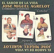 Sabor de la Vida by Jose Miguel Agrelot (CD, Oct-1999, Disco Hit)