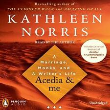 BOOK/AUDIOBOOK CD Kathleen Norris Biography Memoir Religion ACEDIA & ME