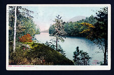 1904-10 view of Paradise Bay Lake George New York postcard