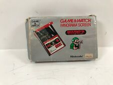 Nintendo Game And Watch Panorama Screen Snoopy 1983 SM-91 Tested/Works Rare