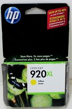 HP Officejet 920 XL Yellow Sealed