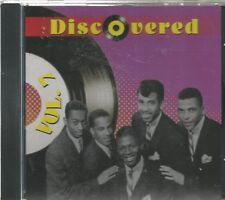 Discovered - CD - Vol. 7  - BRAND NEW
