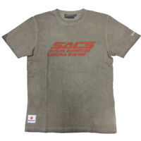 New - Suzuki Genuine Casual Clothing - Men's SACS Vintage T-Shirt