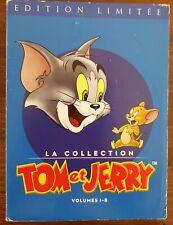 TOM ET JERRY Coffret 7 DVD Tom et Jerry. Edition limité volume 1- 8