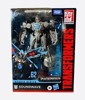 Transformers Generations Studio Series Soundwave Revenge of the Fallen 62
