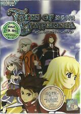 DVD Tales of Symphonia : Tethe Alla (OVA 1-4 End) + Free Shipping (A07)