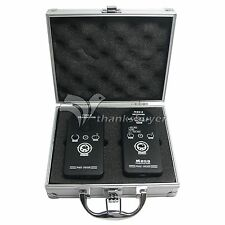 PC218A+B Aluminum Alloy Phase Polarity Tester Checker Audio Speaker Microphone
