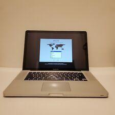 15 Inch Apple MacBook Pro Laptop