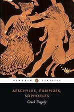 Greek Tragedy by Aeschylus, Sophocles, Euripides (Paperback, 2004)