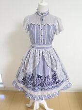 axes femme Alice in Wonderland Dress size M Lolita Hime Gyaru Very Cute (a470)