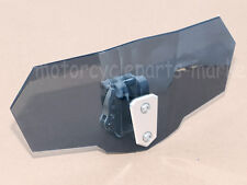 BMW R1100S R1150GS R1150RT Windscreen Deflector Windshield Screen Spoiler Smoke