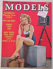 MODELS Magazine - Aug-Sept 1943 - extremely rare