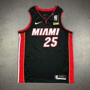 100% Authentic Kendrick Nunn Nike Icon Heat Swingman Jersey Size 48 L Mens