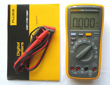 NEW FLUKE Digital Multimeter F18B+ LED Tester 18B+ Voltmeter warranty 1y