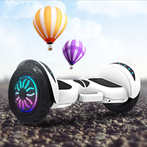 10'' Wheels Large Hoverboard Scooter Self Balancing Electric Skateboard AU STOCK