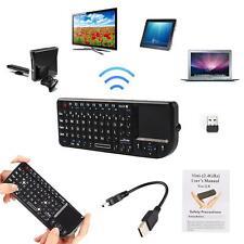NERO 2.4G Mini tastiera wireless mouse touchpad per PC Android Smart TV Box HF