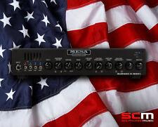 Mesa Boogie SUBWAY D800+ PLUS 800W Portable Bass Guitar Head Amplifier