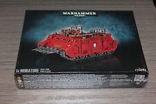 Warhammer Chaos Space Marine Rhino