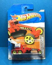 Hot Wheels 2011 Street Cleaver Hw Video Game Heroes '11 Series 22/22
