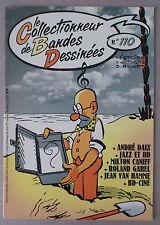 ** LE COLLECTIONNEUR DE BANDES DESSINÉES N°110  **   2007