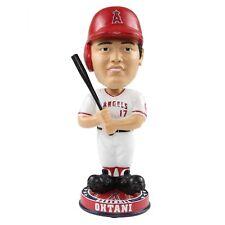 Shohei Ohtani Los Angeles Angels Hitting Knucklehead Big Head Bobblehead MLB