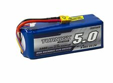 RC Turnigy 5000mAh 6S 20C Lipo Pack w/XT60 Connector