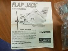 Monogram Flap 'Jack Show Rod