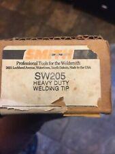 Sw205 Smith Miller Welding Torch Tip