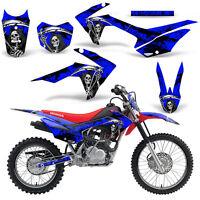 Honda CRF125F Graphic Kit Decal Wrap Dirt Bike Stickers CRF 125 2014-2018 REAP U