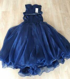 SHERRI HILL 50992 Fairytale Glamour Appliquéd Evening Gown - Size:8