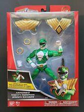 Bandai 2014 Power Rangers Super Megaforce Armored Mighty Morphin Green Ranger