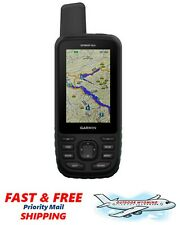 Garmin GPSMAP 66st Outdoor Handheld GPS w/ US And Canada TOPO Maps 010-01918-10