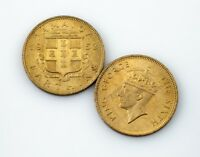 Lot of 2 1952 Jamaica Farthings in BU Condition KM #33