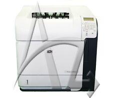 Tested Working - CB509A HP LaserJet P4015N Monochrome Laser Printer