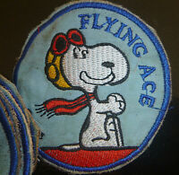 SNOOPY OPS - RED BARON - FLYING ACE - Patch - USAF 20th TASS - Vietnam War, 1525