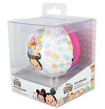Tsum Tsum Wired Portable Speaker - Disney Friends