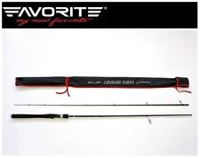 FAVORITE NEW SPIRIT Bass Fishing Twitch Twitching Spinning Rod RUDRA BALISONG