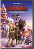 *Brand New Sealed* How to Train Your Dragon Homecoming 2019 (DVD) w/SlipCover