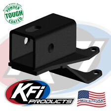 """KFI Rear 2"""" Receiver Hitch for 2007-2020 Honda Rancher TRX 420 (Solid Axle Only)"""