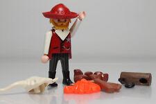 Playmobil Sheriff Comisario Oeste Western año 1992 Figura  P130
