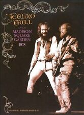 Live at Madison Square Garden [Video] by Jethro Tull (CD, Sep-2009, 2 Discs, Capitol EMI)