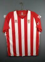 Athletic Bilbao jersey 2XL home shirt soccer football Luanvi ig93